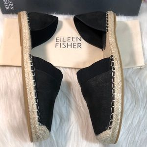 Eileen Fisher Shoes - Eileen Fisher Lady-Nu d'Orsay Espadrille Flats 8M